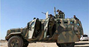 الجيش السوري يتقدم صوب السخنة وعينه على دير الزور