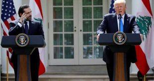 ترامب يتعهد بمساعدة لبنان ضد الدولة الإسلامية