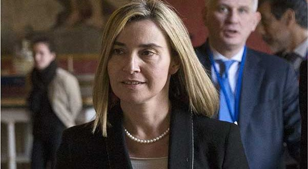 Federica Mogherini: International Day Against Homophobia, Transphobia And Biphobia